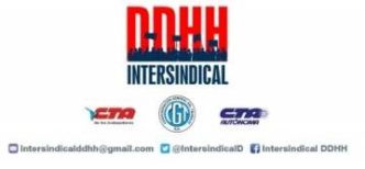 Intersindical de DDHH